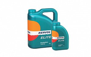 REPSOL ELITE EVOLUTION 5W40